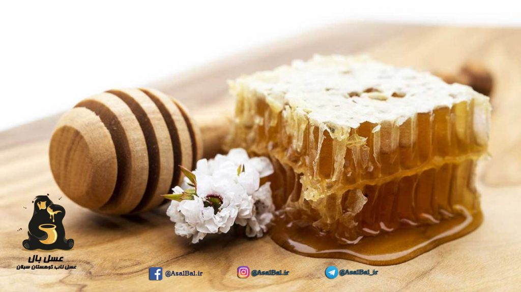 عسل بال عسل طبیعی کوهستان سبلان
